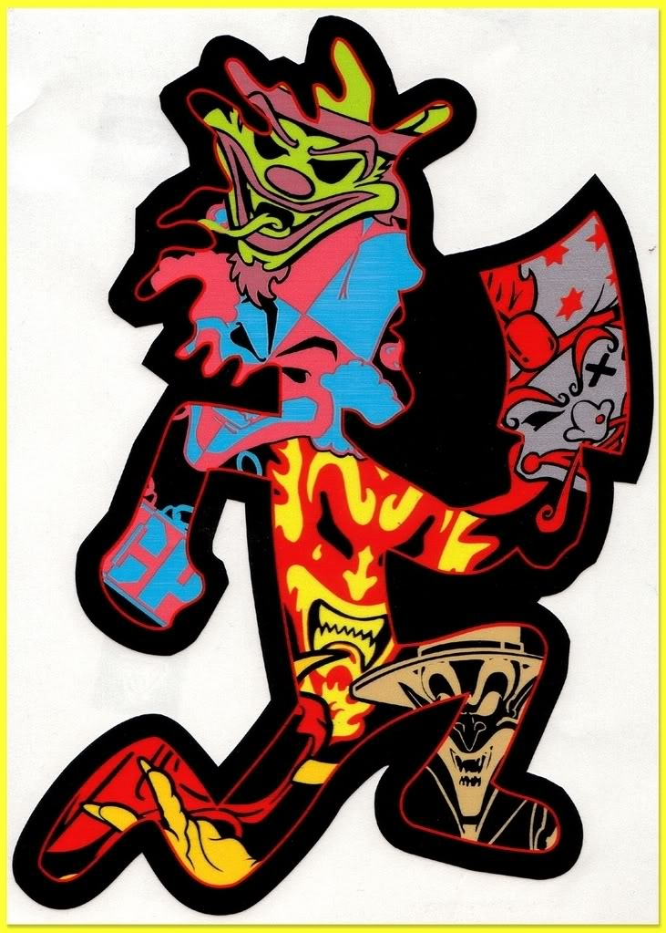 ICP Hatchet Man Tattoo Photo