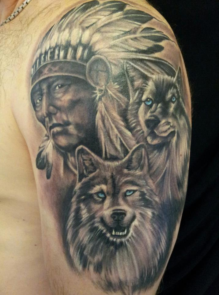 Indian Tattoos Designs And Ideas Page 31