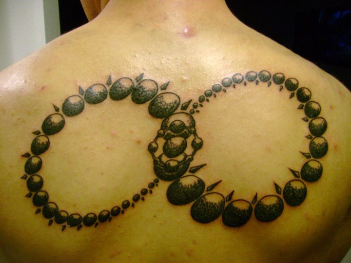 Infinity Symbol Tattoo From Crop Circles