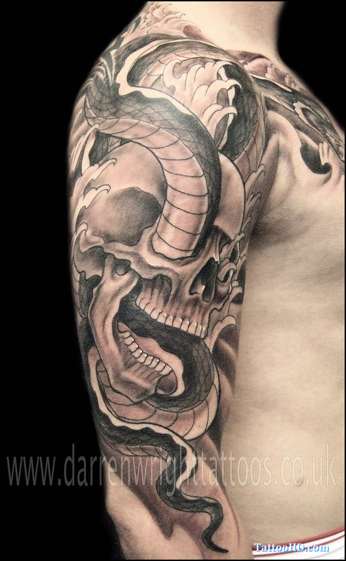 Japanese tattoos designs and ideas page 25