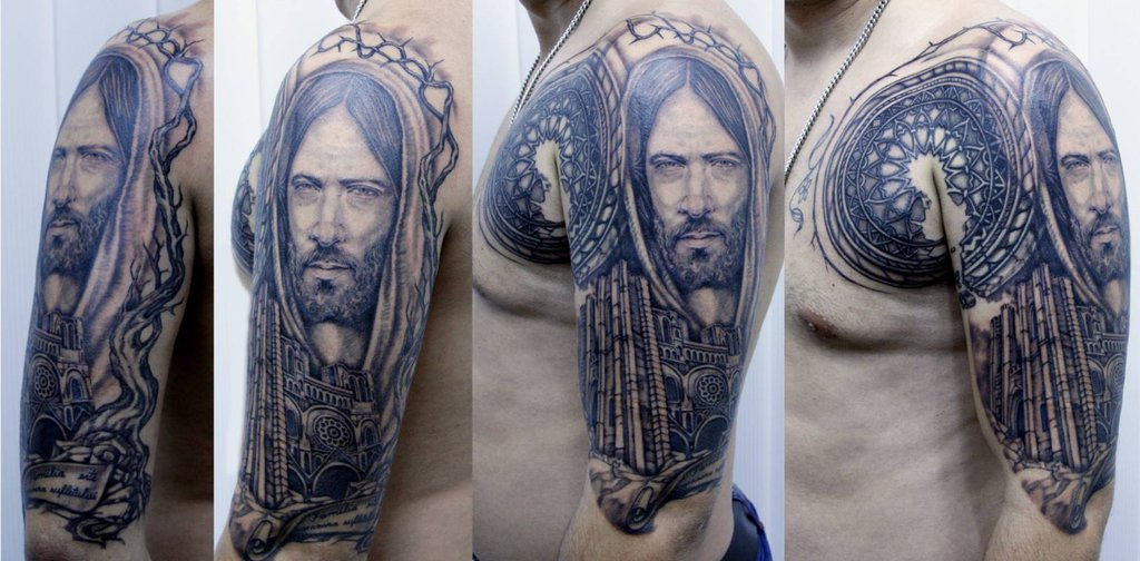 Jesus Tattoo Project
