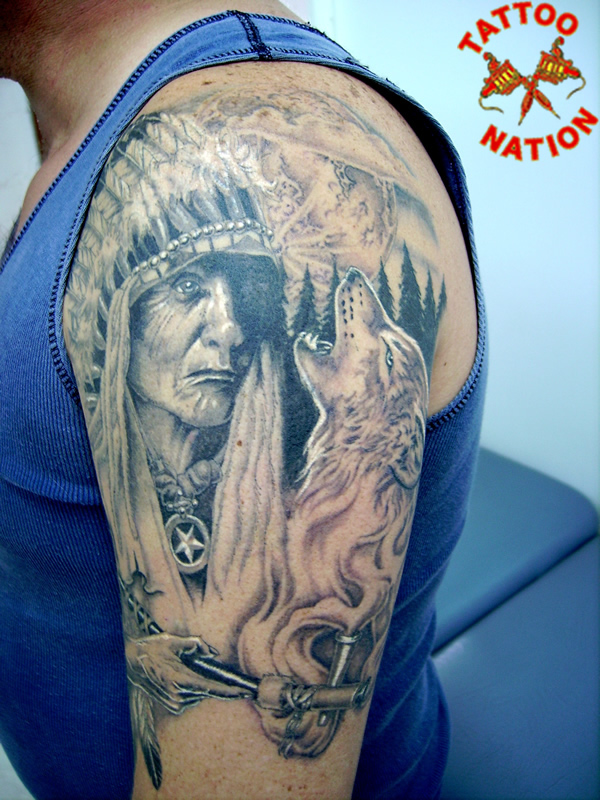 Indian Tattoos Designs And Ideas Page 10