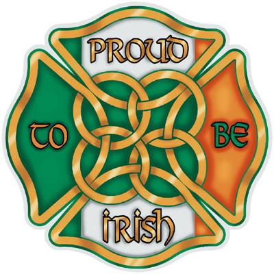Proud To Be Irish Tattoo Design