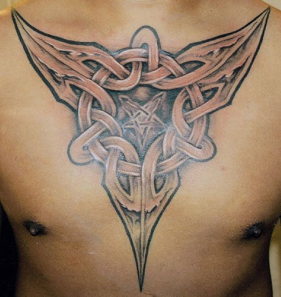 Two-Celtic-Knot-Tattoo-Designs