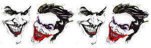 Alex Ross Joker Tattoo Designs