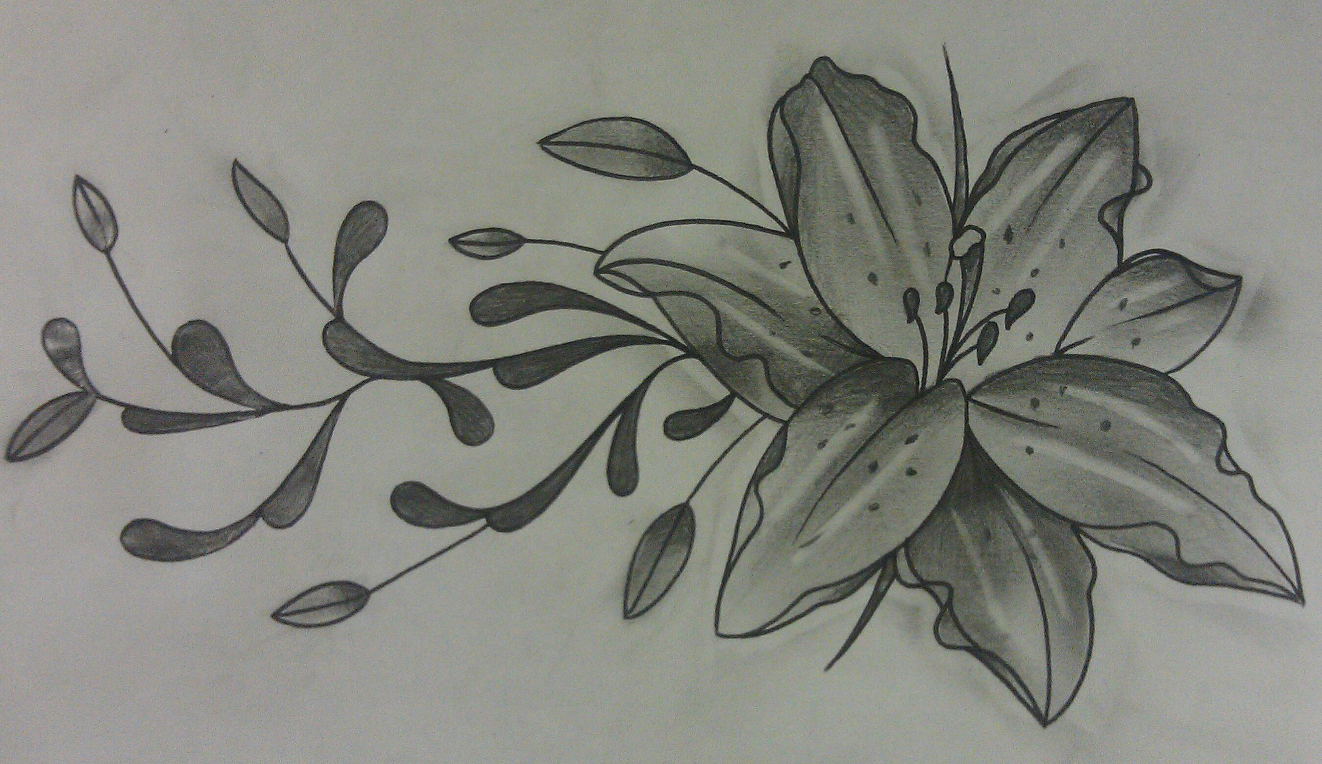 Lily Tattoos Designs And Ideas Page 8