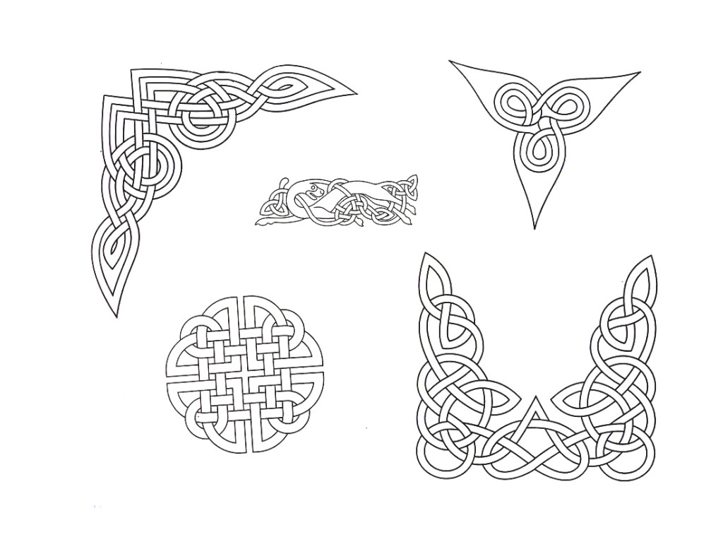 Celtic Infinity Knot Tattoo Designs