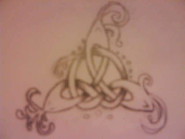 Celtic Knot Tattoo Design
