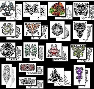 Celtic Knot Tattoo Designs