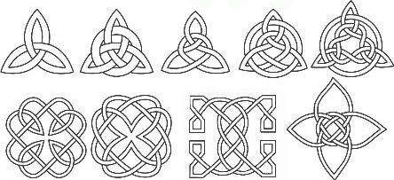 Celtic Knot Tattoo Pack