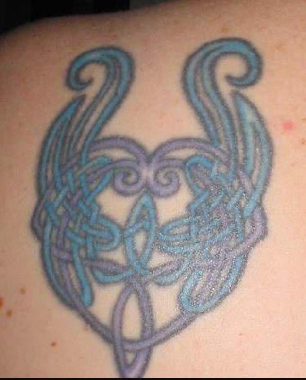 Celtic Love Knot Tattoo