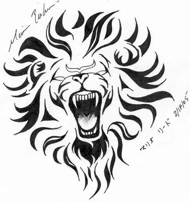 Leo Tattoos Designs And Ideas  Page 21