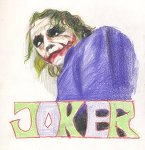 Joker Tattoo Concept