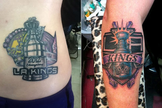 Kings Tattoo Images