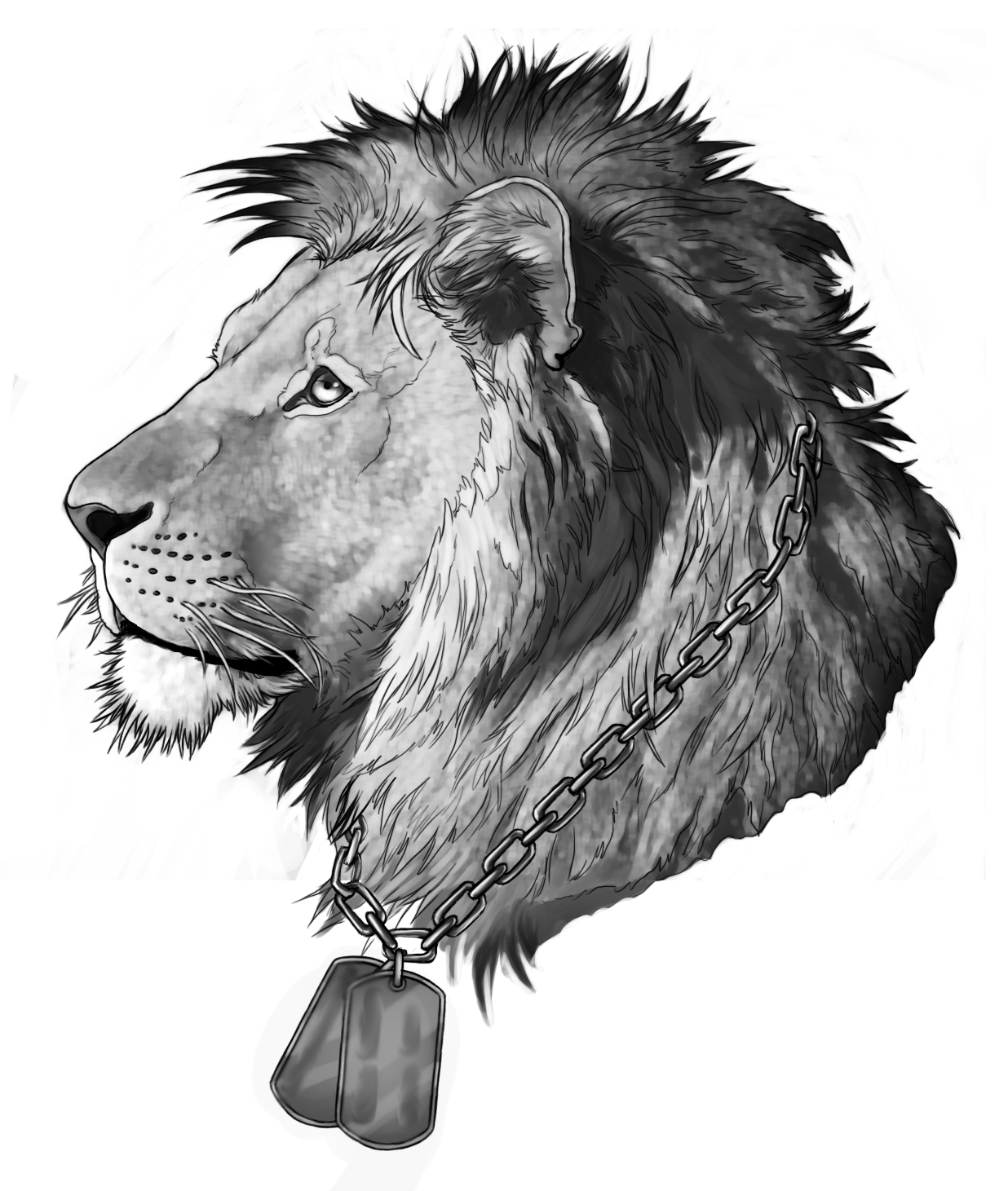 Lion Tattoos Designs And Ideas Page 8