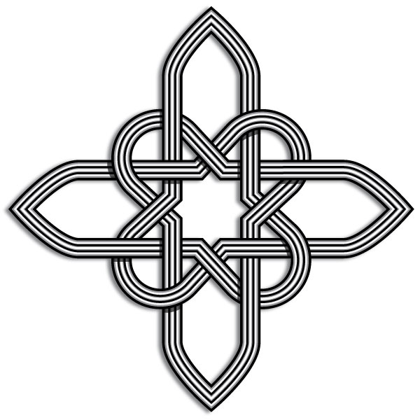 New Style Celtic Knot Tattoo Sample