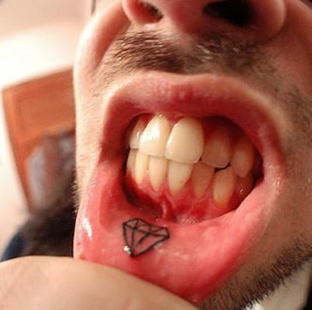 Lip Tattoos Designs And Ideas  Page 9