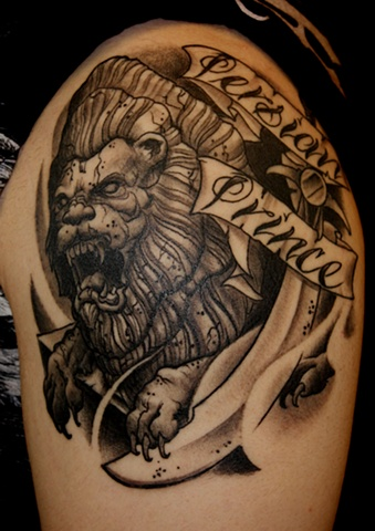 Image result for Persia tattoo