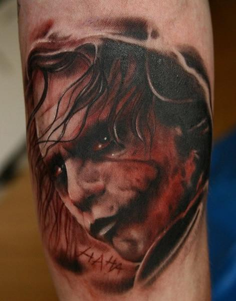 joker tattoo designs pictures - photo #25