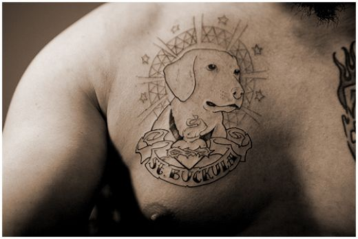 Gallery For gt Tattoo Dog Memorial