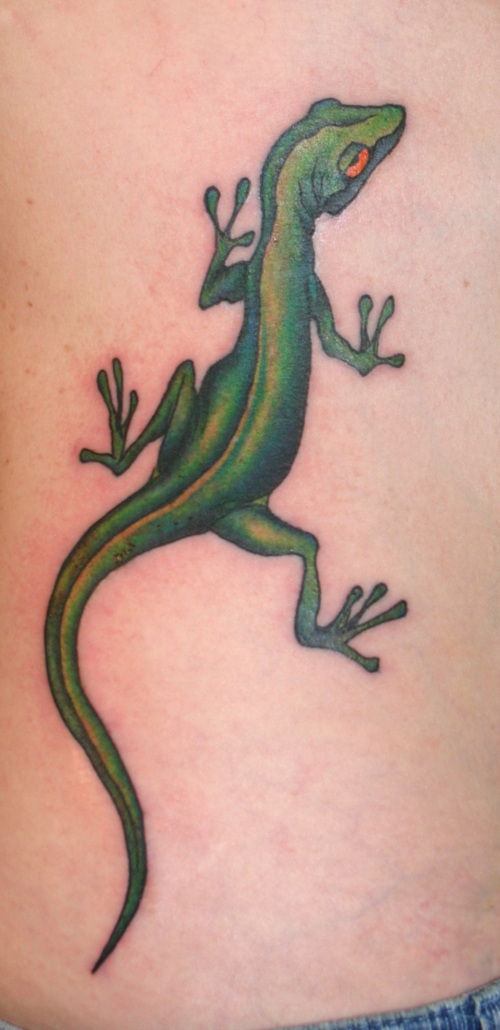 Lizard Tattoos Designs And Ideas  Page 7