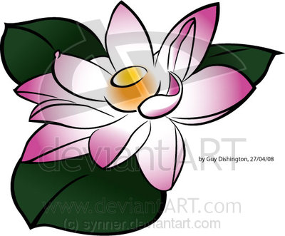 Lotus Tattoo Design Preview