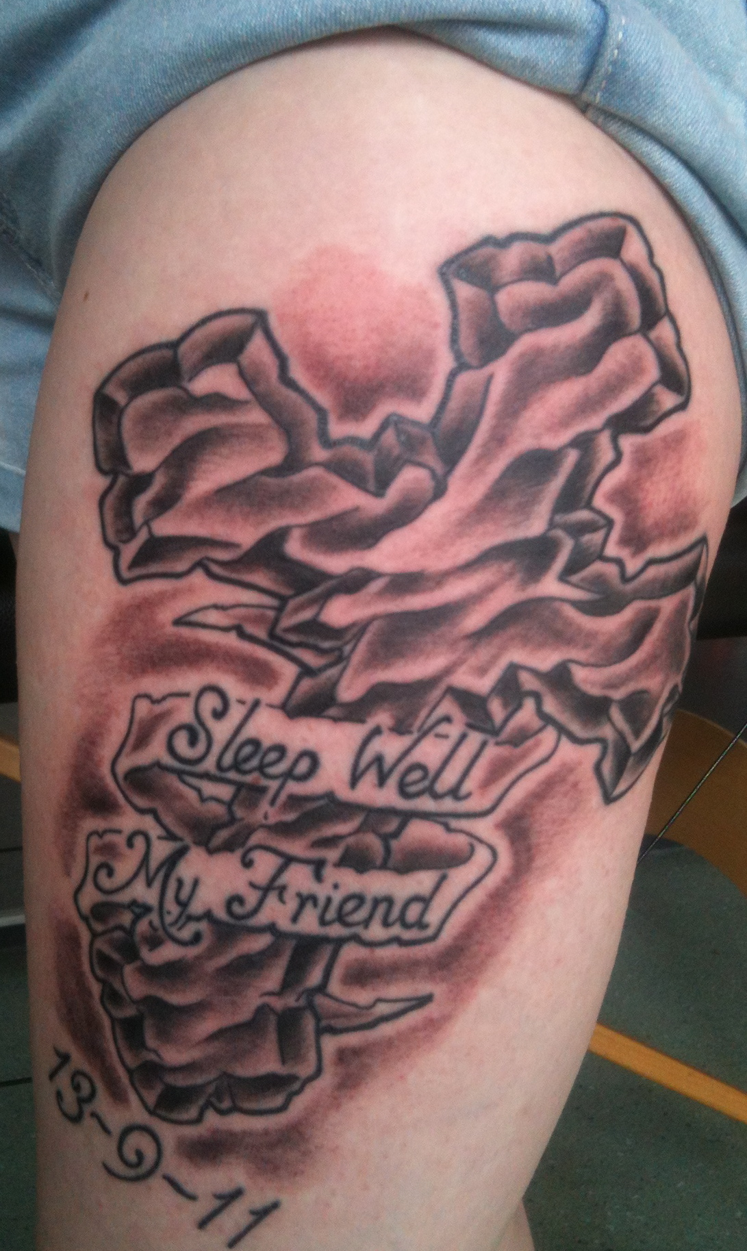 Loving Memory Tattoo