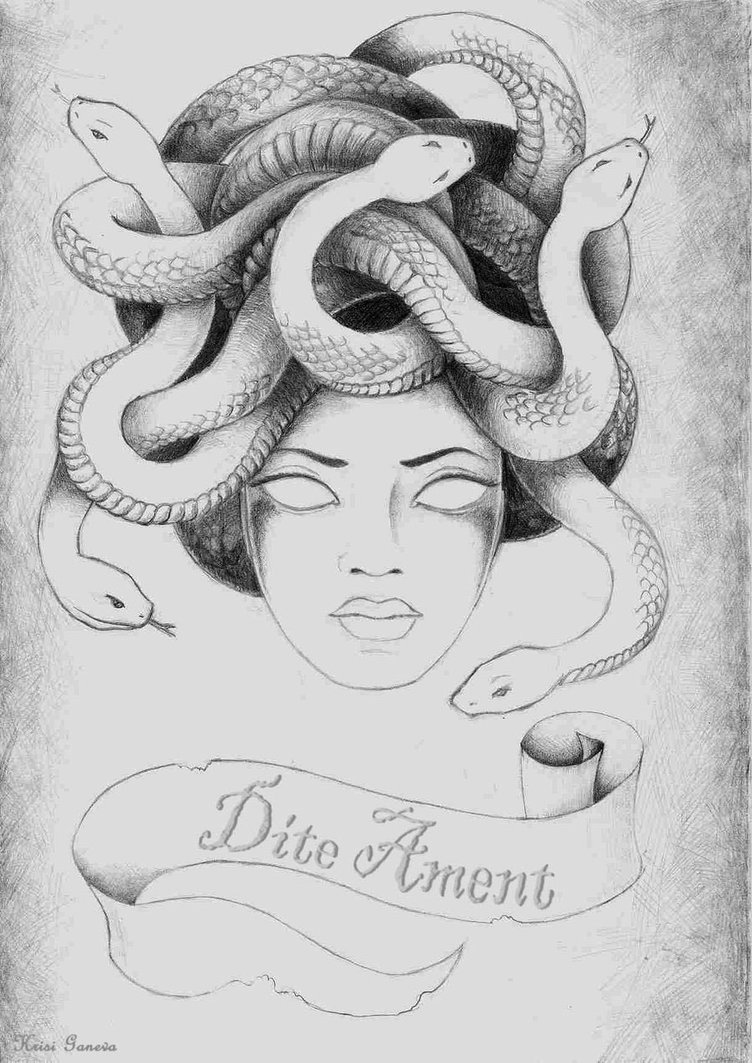 Medusa Tattoos Designs And Ideas Page 22