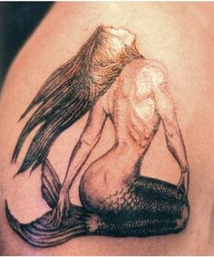 Mind Blowing Mermaid Tattoo