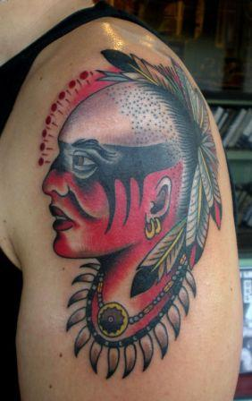 Indian Tattoos, Designs And Ideas : Page 3