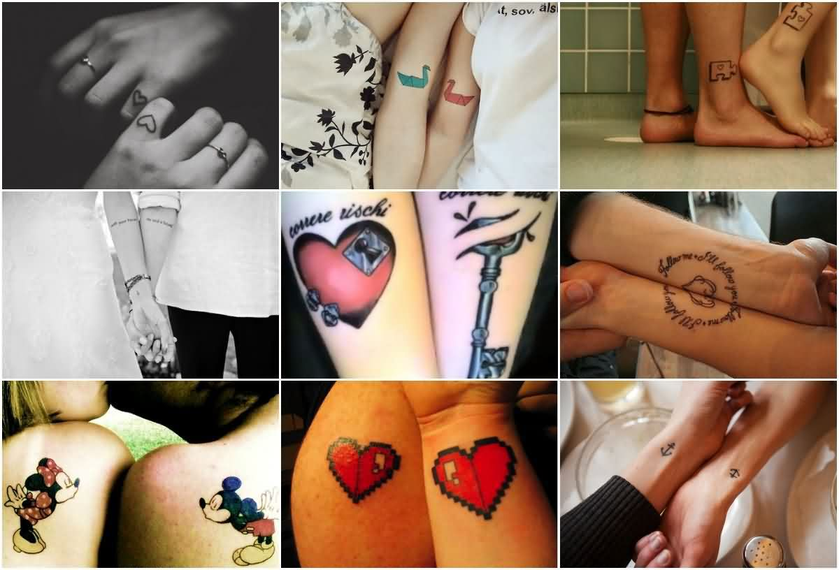 Friendship Tattoo Pictures
