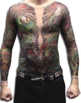 Full Body Tattoos For Men