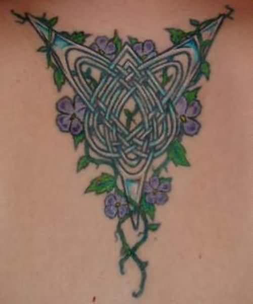 Great Celtic Tattoo