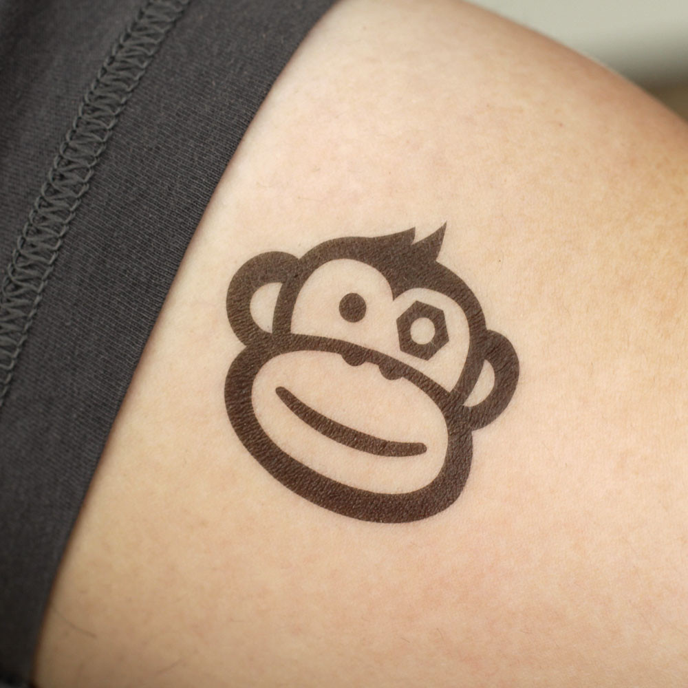 Monkey Tattoos Designs And Ideas  Page 38