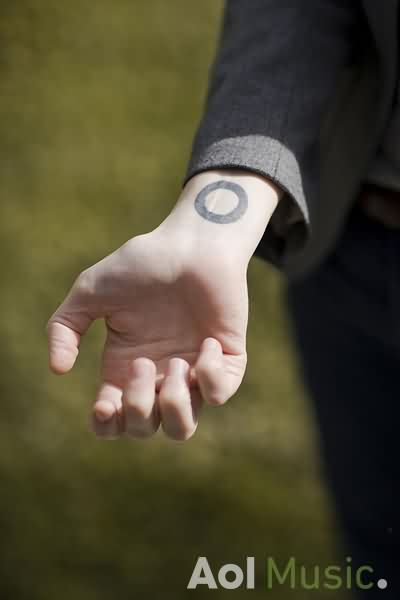 Small Circle Tattoo For Your Wrist
