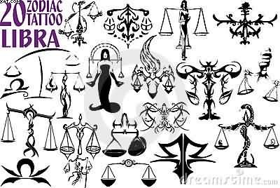 Libra Tattoos Designs And Ideas Page 2