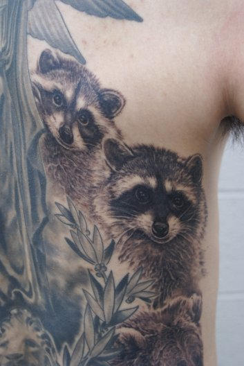 Amazing Wildlife Animals Tattoos