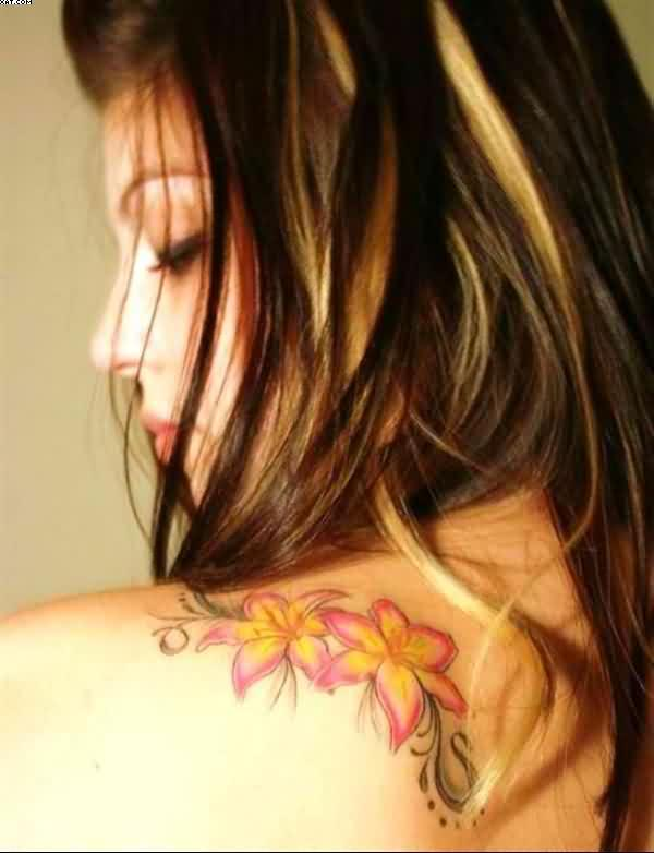 Beautiful Flowers Tattoos For Women