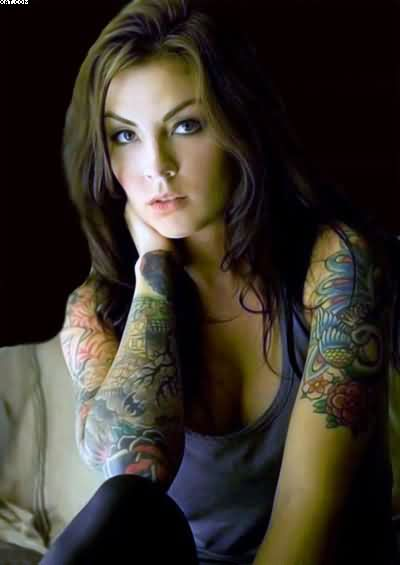 Women Tattoos Trend