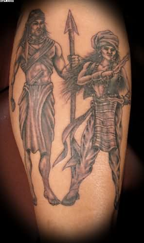 Filipino Warriors Tattoos