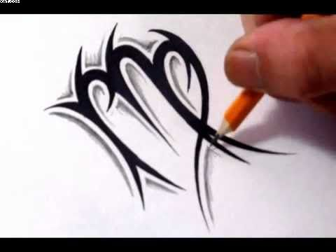 Making Zodiac Virgo Symbol Tattoo Design