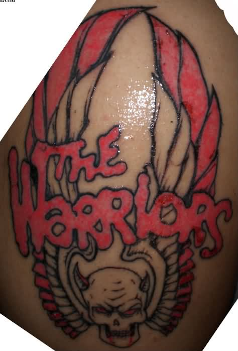 The Warriors Tattoo