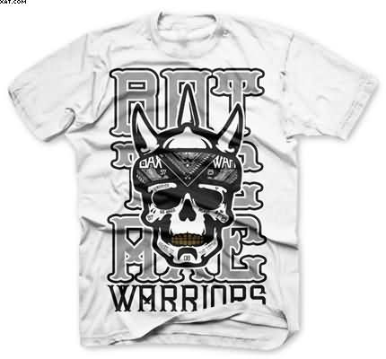Warrior Tattoo T-Shirt