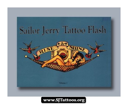 American Sailor Jerry Traditional Tattoo