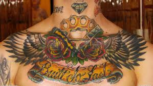 Awesome Traditional Tattoos On Chest For Men