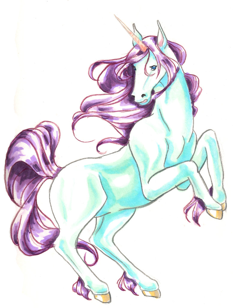 Unicorn Tattoos Designs And Ideas Page 51