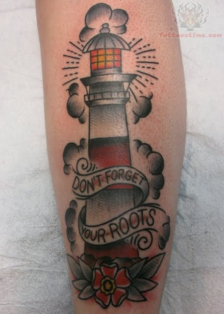 Light House Traditional Tattoo