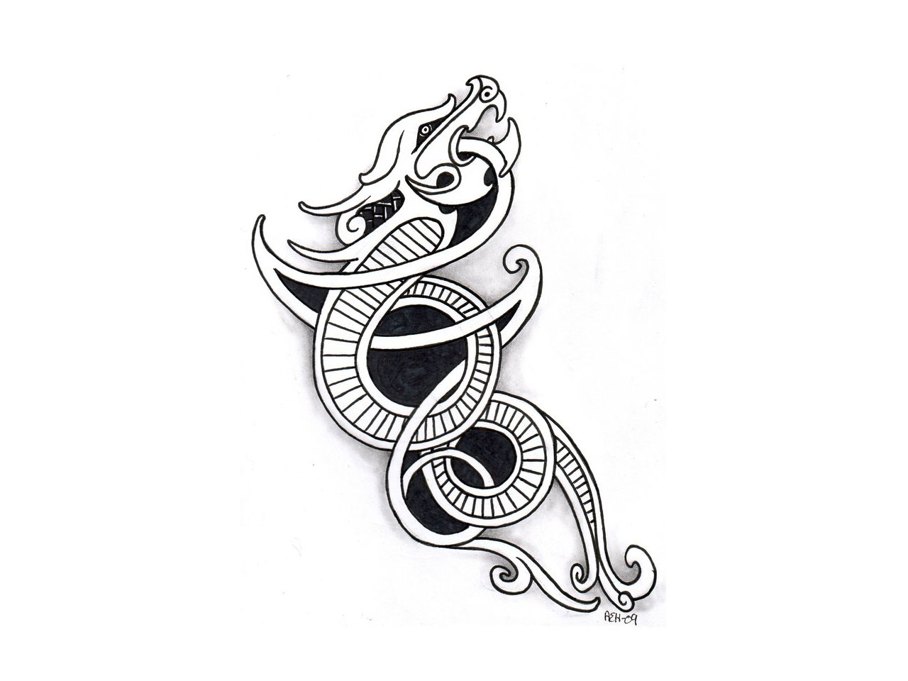 Viking Tattoos Designs And Ideas Page 29