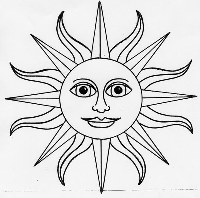 Sun Tattoos Designs And Ideas Page 33