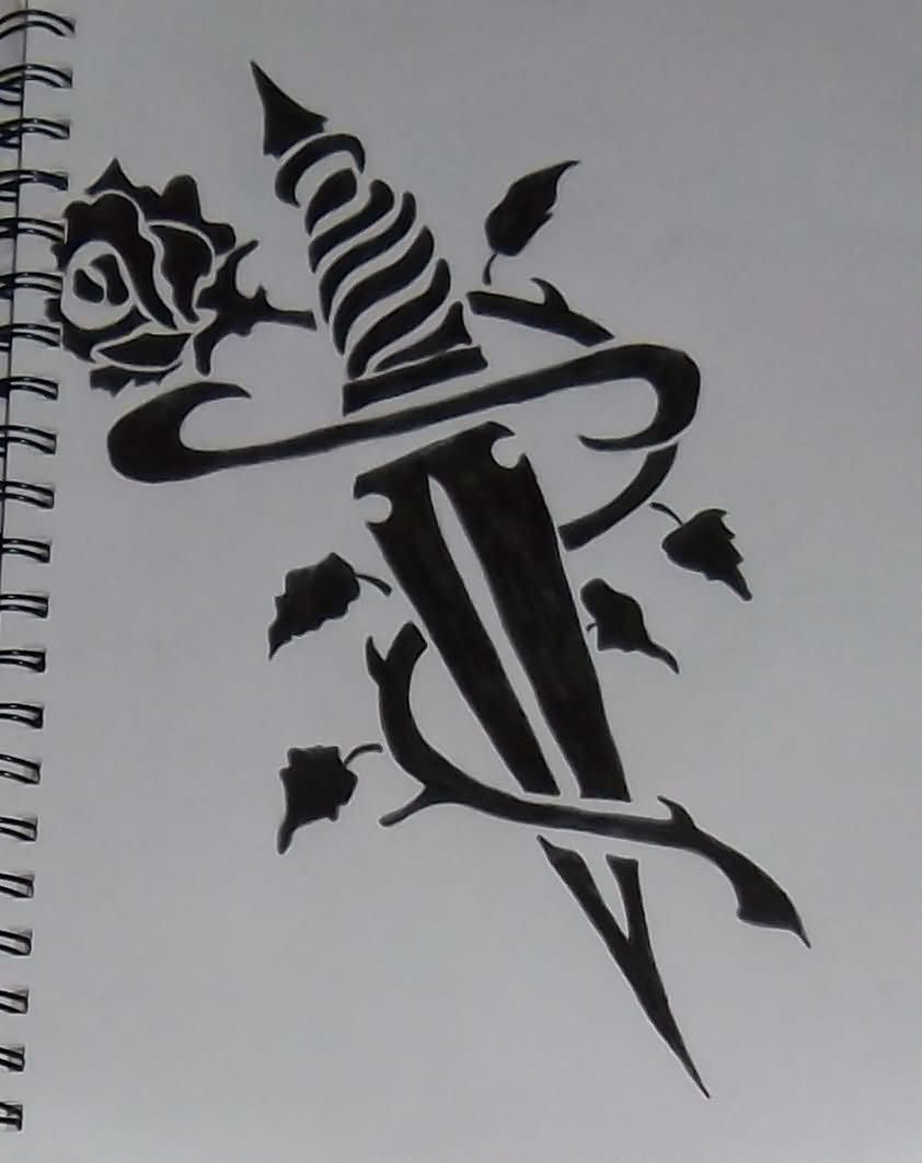 designs tribal tattoo knife Designs Tattoos, Tribal 60 Page Ideas And :
